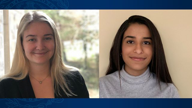 //physics.georgetown.edu/pia-bhatia-and-grace-feagin-named-clare-boothe-luce-undergraduate-scholars/#_ga=2.148775607.108815381.1600723555-1040399761.1585915234